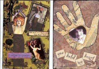 Alpha Stamps Tallulah's swap!