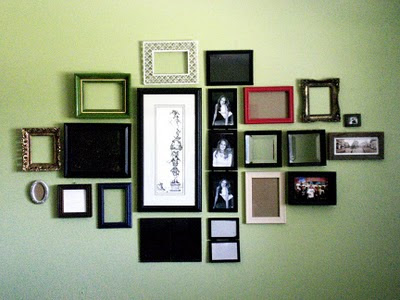 collage ideas for pictures. +frame+wall+collage+ideas