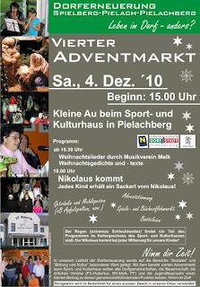 Vierter adventmarkt 2010