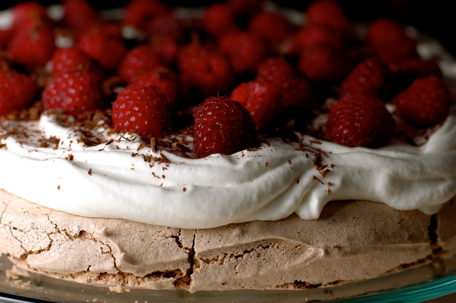 Chocolate Pavlova Meringue Recipe How To Cook That | Party Invitations ...