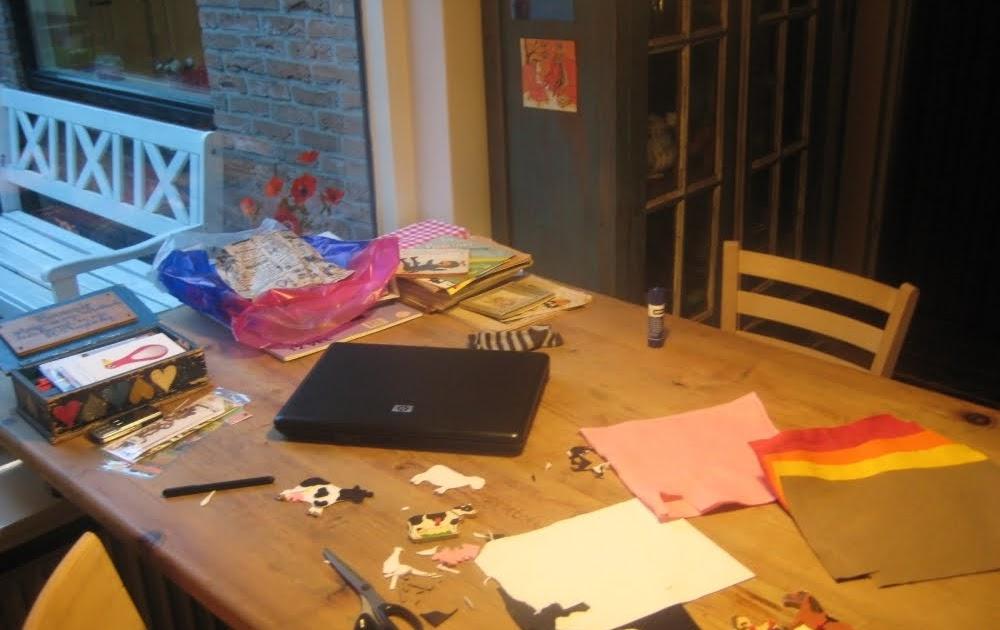 Home Kreatief - bouwen aan een warm nest: juli 2010