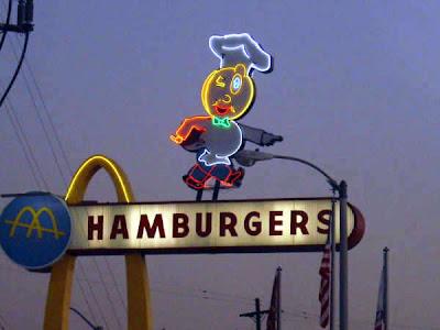 La curiosa historia de McDonald's