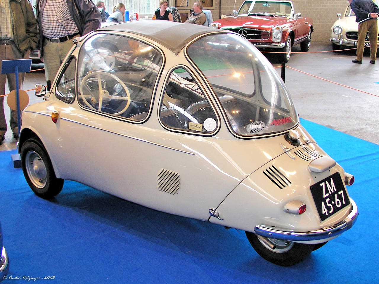 Los Messerschmitt alemanes