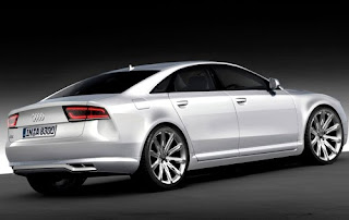 2010 Audi A8 Cool Picture