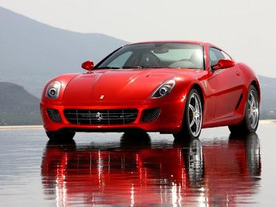2009 Ferrari 599 GTB Fiorano Sport Car