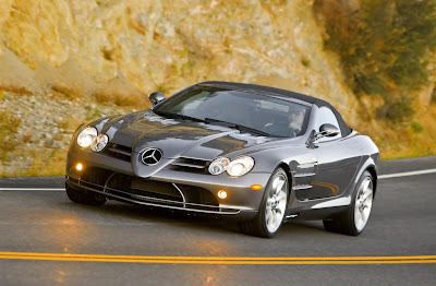 2009 Hamann Volcano Mercedes-Benz SLR Wallpaper