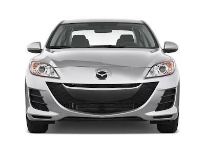 2010 Mazda MAZDA3 Front Picture