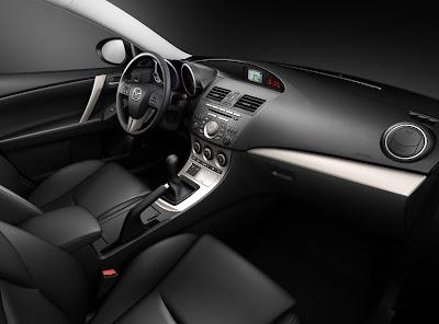 2010 Mazda MAZDA3 Interior