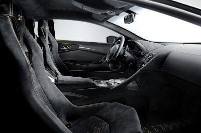 2010 Lamborghini Murcielago LP670-4 Interior View