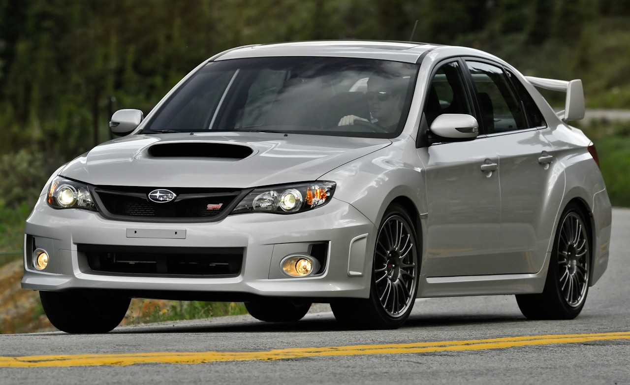 2011 subaru impreza wrx sti limited sedan. Black Bedroom Furniture Sets. Home Design Ideas