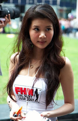 Gwendolyn Wan | beautiful Sexy model Singaporean FHM Model - Sexy Photos Gwendolyn Wangwendolyn wan sexy bikini photos 05