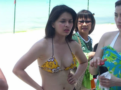 pauleen luna beach photos 04