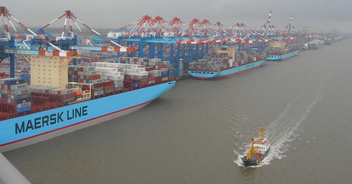 Blog de aduana y transporte en canarias safmarine une for Empresas de transporte en tenerife