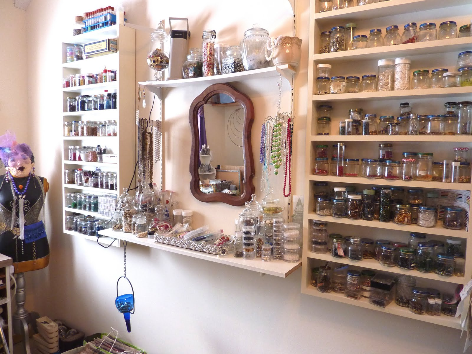 ceoriginal art and craft studio organizing and storage solutions