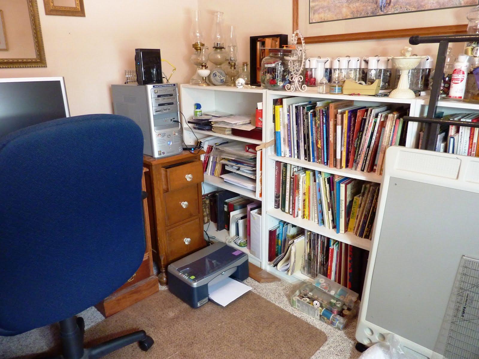 Ceoriginal Art And Craft Studio Organizing And Storage