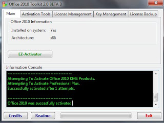 Download Office 2010 Toolkit Baixar Ativador do Office 2010