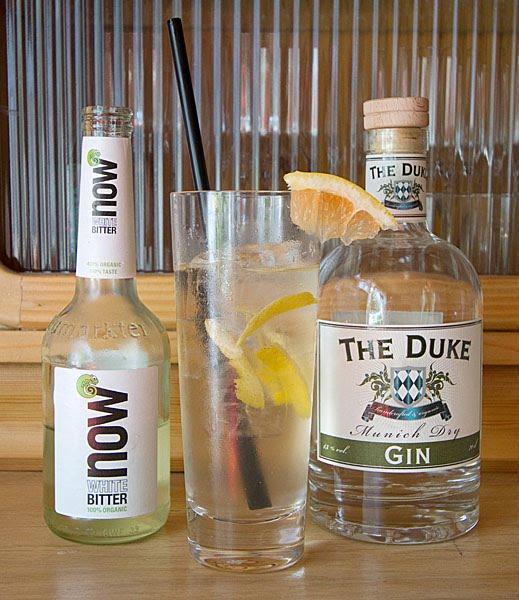 what a drink!: The Duke - Munich Dry Gin