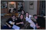 Scott, Nesli, Stef, Sony & Bryant
