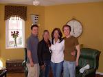Cousins Jace, Taylor, Aunt Alyson & Mom 2007