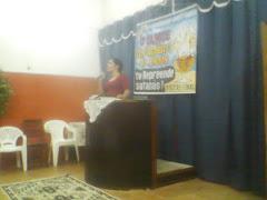 Pregando a palavra