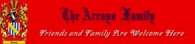 The Arroyo Family News