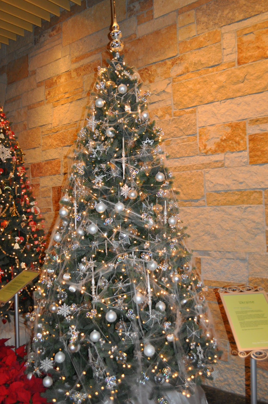 Michigan Cottage Cook: MEIJER GARDENS--CHRISTMAS AND ...