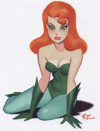 poison ivy comic book character. Cruel Summer: Poison Ivy