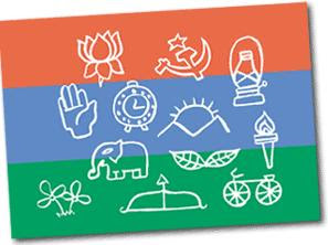 Political+parties+in+india+with+symbols