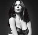 Megan Fox ropa interior Armani - Fotos