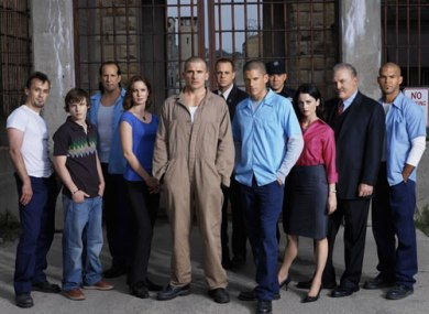 Prison Break - Todas las temporadas - skneo2