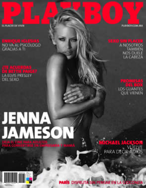 Jenna Jameson - Playboy 2009