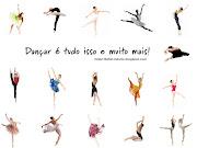 Parabéns para todas nós! Dia 1/setembro é o Dia da Bailarina e quem ganha .