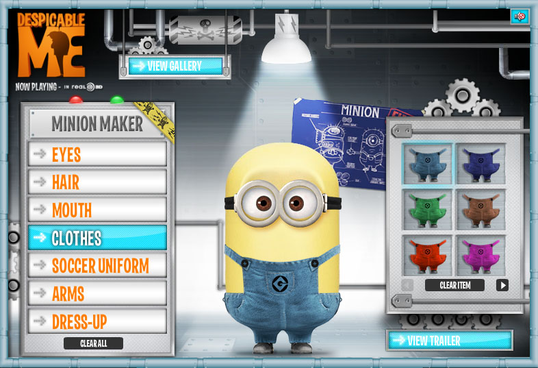 minions despicable me wallpaper. www.despicable.me