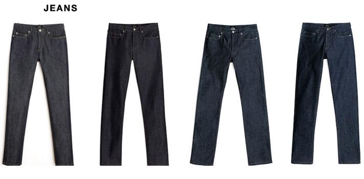 [Line+of+APC+jeans]