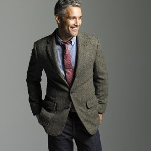 Thompson Herringbone Jacket | ThisNext