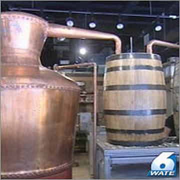 GATLINBURG (WATE) - The process of making moonshine in Tennessee is