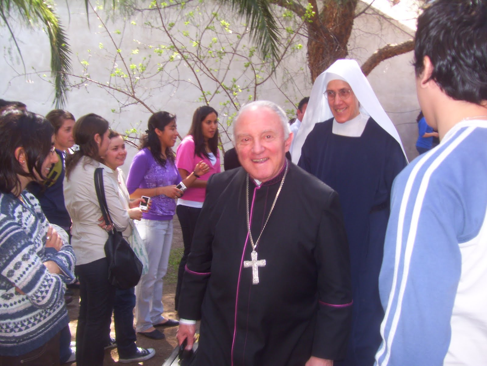 Monseñor Jorge Luis Lona