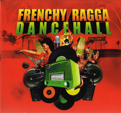 VA-Frenchy Ragga Dancehall Vol.II-2007(Recommended) Cover+1134x1056
