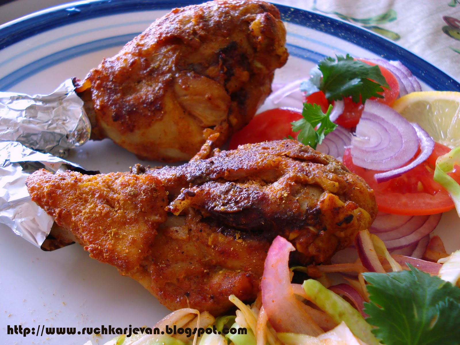 Chicken Tandoori Chicken tandoori