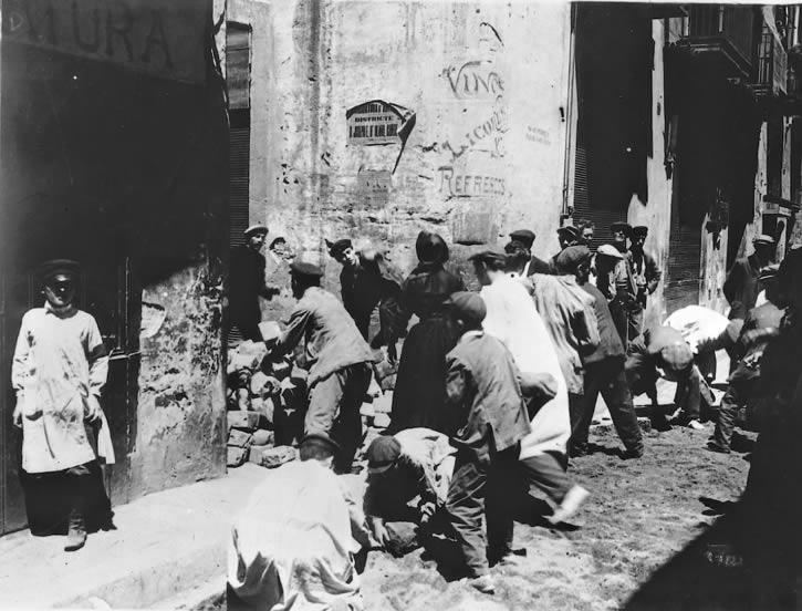 Historia universal cu les fueron las causas por la cual for Sanitarios barcelona