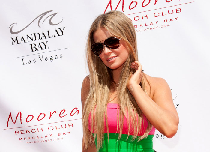 9 5 10 B carmen electra kabik 54 22 Sex? Whatever. Now, saving $50...that's something to get excited… (Getty)