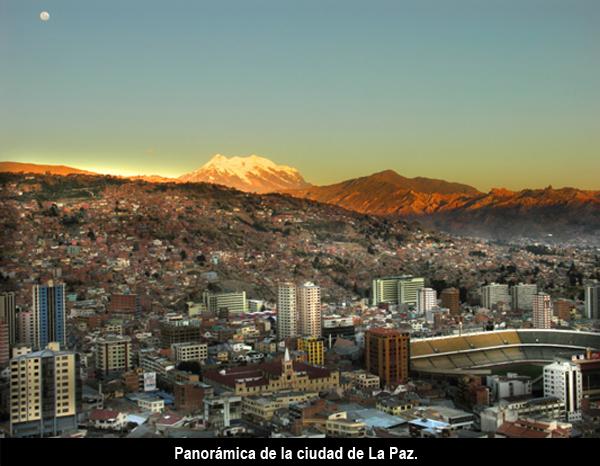 Imágenes de La Paz [Bolivia]