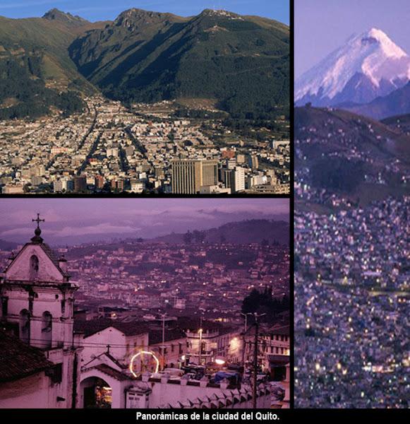 Panorámicas de Quito [Ecuador]