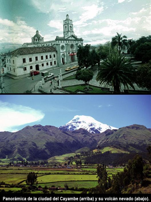 Imágenes de Cayambe [Ecuador]