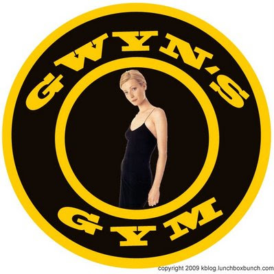 Gwyneth Paltrow Gym