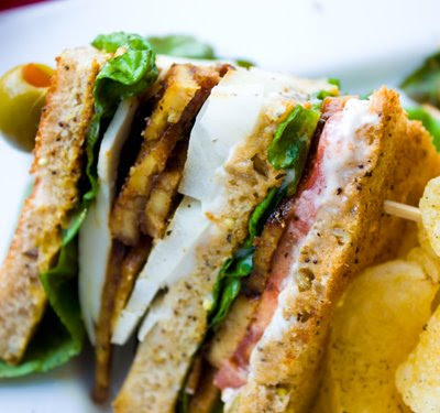 the classic club sandwich is the king of house made sandwiches it ...