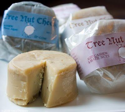 tree nut cheese