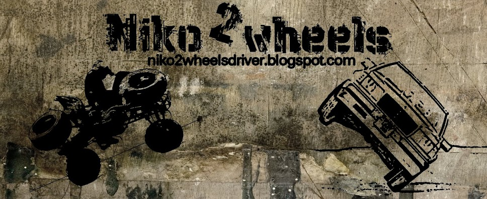 Niko Two Wheels Driver