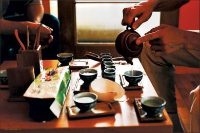гунфу-ча китайская чайная церемония