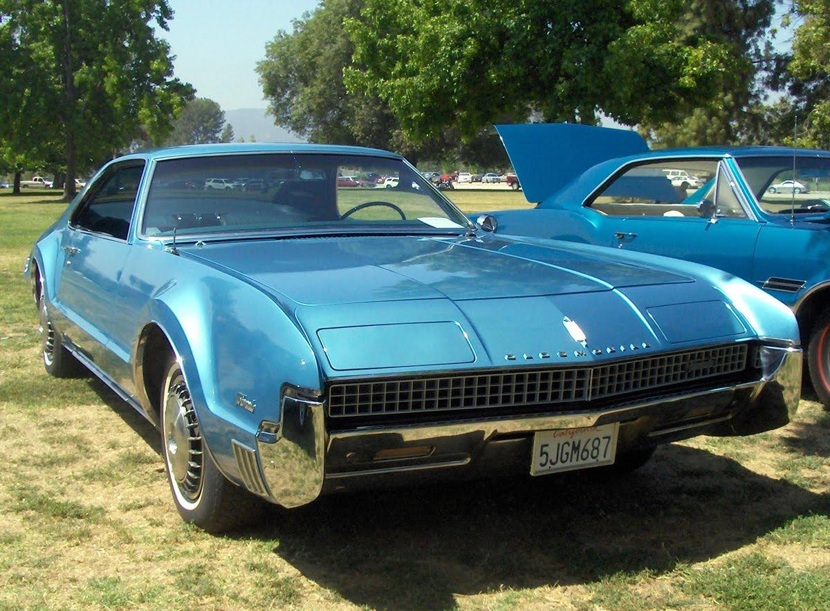 1966 Oldsmobile Toronado.